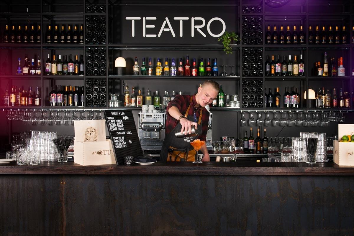 Teatro on Turun tuorein keikkapaikka