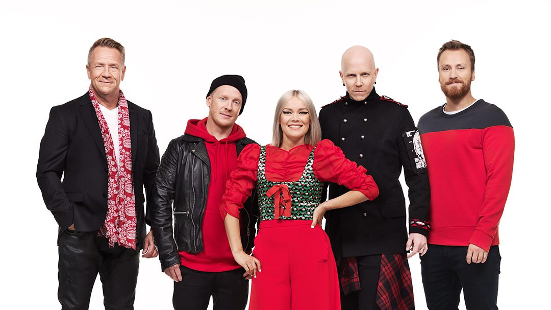 The Voice of Finland 2018!