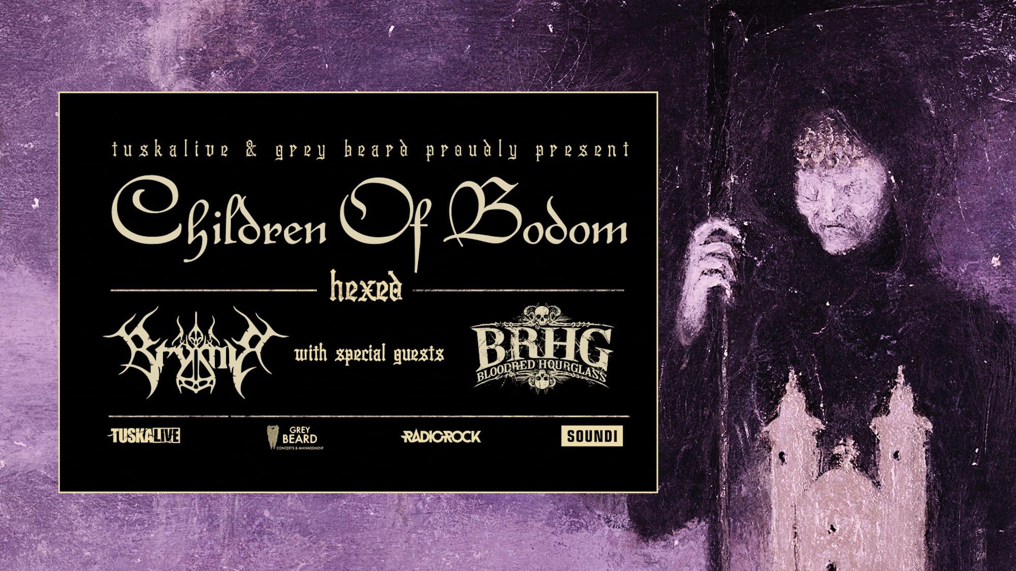 Children Of Bodom Logomo