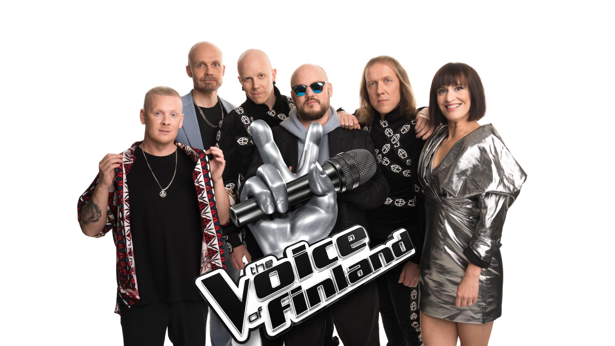 Voice Of Finland 2021 Voittaja