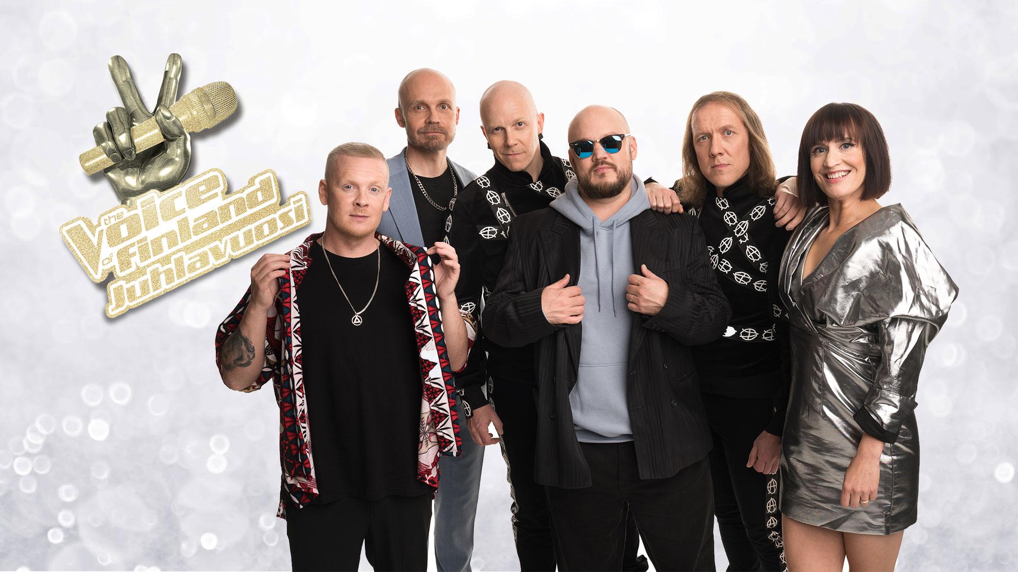 Voice Of Finland 2021 Keskustelu