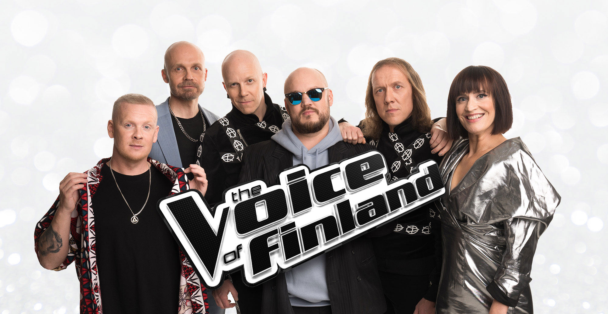 Voice Of Finland Finalistit 2021