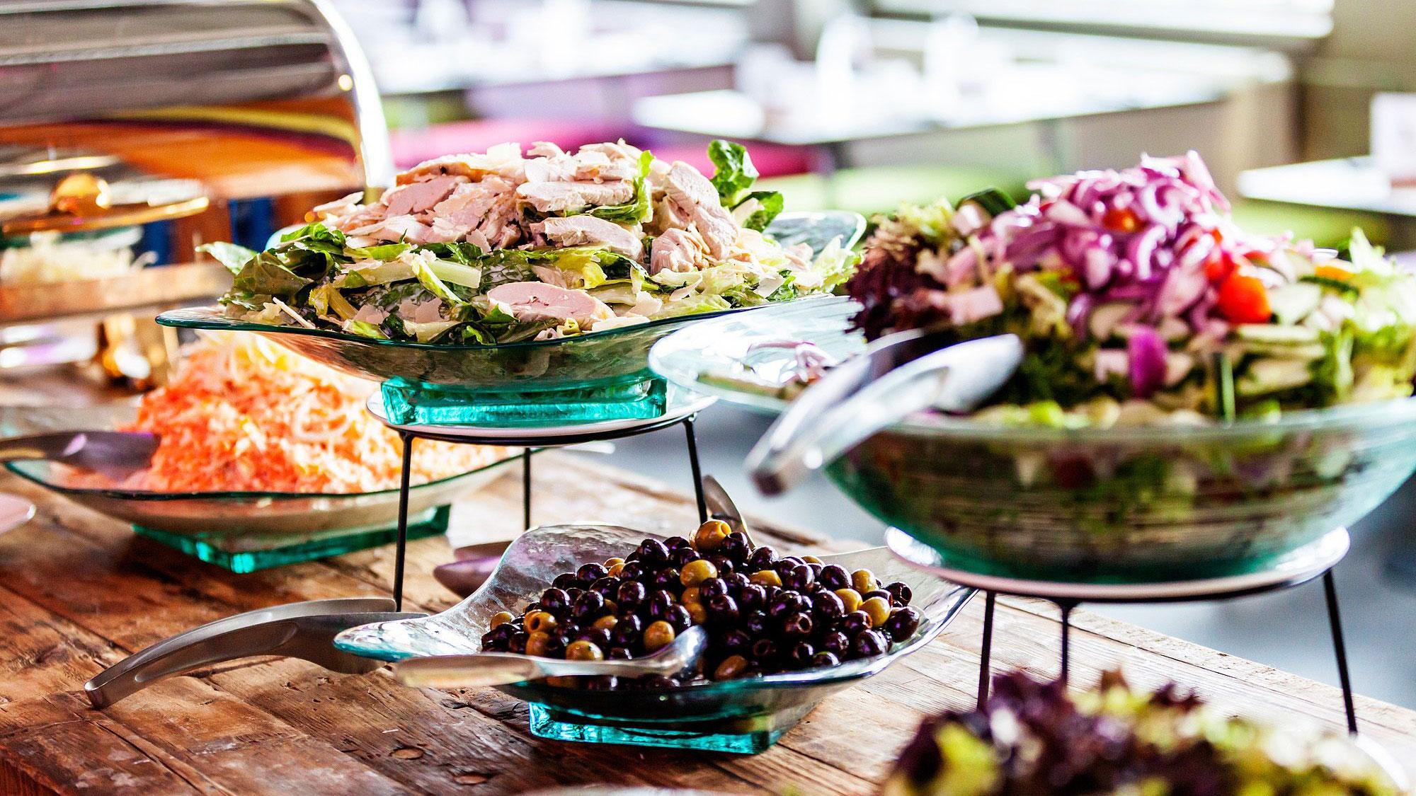 Logomo Kitchen siirtyy takaisin suosittuun buffet-tarjoiluun