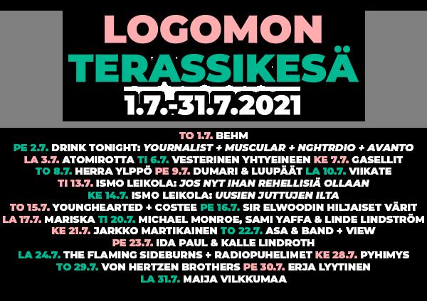 Logomon Terassikesä