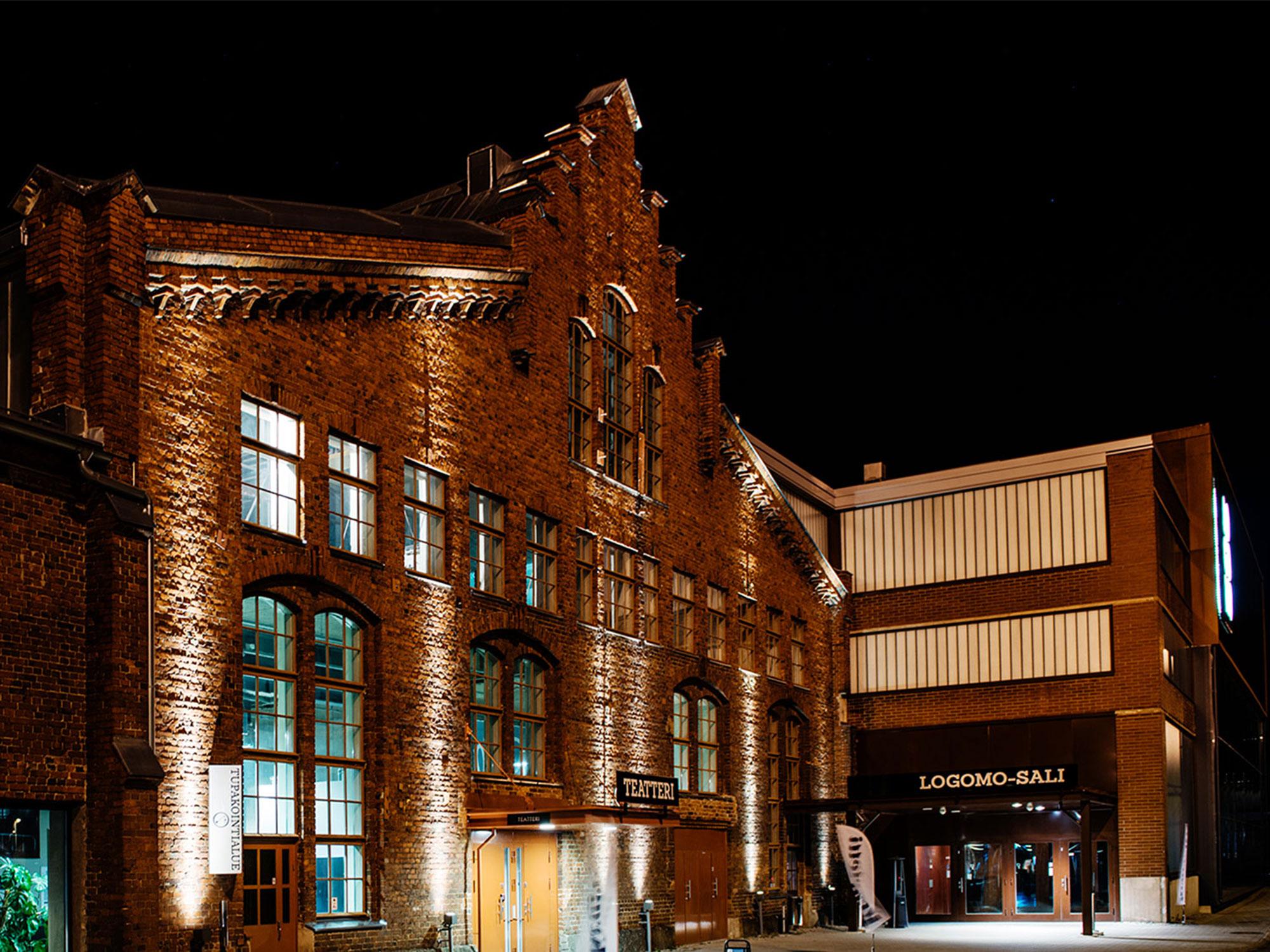 Turku ja Logomo kutsuvat juhlimaan kulttuuripääkaupunkivuoden juhlavuotta ja 10-vuotiasta Logomoa 20.11.
